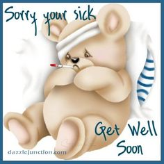 when your child is sick quotes | Get Well Soon Comments, Images, Graphics, Pictures for Facebook