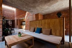 Passively-cooled Termitary House in Vietnam is wrapped in perforated brick walls   Inhabitat - Green Design, Innovation, Architecture, Green Building