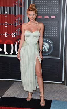 Grecian Goddess from Bella Thorne's Best Looks