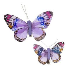 Love our Butterfly Clips - only £6!