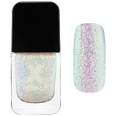 Formula X - Transformers Top Coats in Reactive - sheer opalescent glitter  #sephora