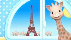 Saison 1 / épisode 9: PARIS #Sophielagirafe #webserie #Tfou