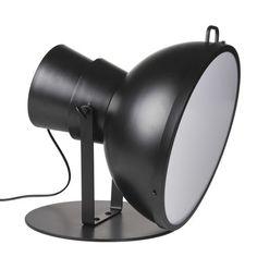 Gelenklampe SOFT aus Metall und Plexiglas®, schwarz