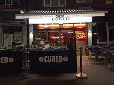 Review: Hotdogs and beers at Cured in West Bridgford.