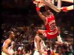 Top 10 All Time Michael Jordan Dunks NBA