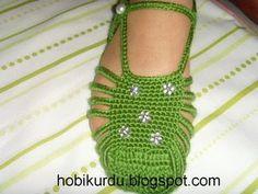 Claudinha crochet - so cute!