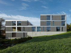 best architects architektur award // Gohm Hiessberger Architekten / Wohnanlage Papillon / best architects 14 / Wohnungsbau/Mehrfamilienhäuse...