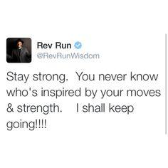 32 Best Gotta Love Rev Run Images Running Quotes Inspirational