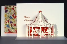 13. Joyce Aysta designs intricate 3-D cards for all occasions. www.liveyourdreamdesigns.com