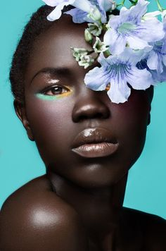 Meet Kenyan Photographer: Thandiwe Muriu Beauty by Kenyan Photographer: Thandiwe Muriu Africa-inspired, african, African fabrics, african fashion, Black Girl Aesthetic, Dark Skin Beauty, Face Beauty, African Beauty, African Fashion, Ankara Fashion, African Style, African Women, Beauty Shoot
