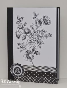 RAK Card- May 2014 featuring Stampin' Up! Elements of Style