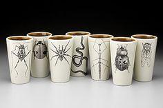 vasos ceramica - Buscar con Google