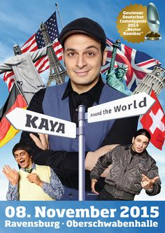 Kayayanar Ravensburg Comedy Oberschwabenhalle Liveinravensburgde