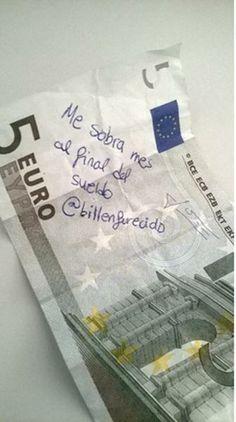"""""""Estampa tu mensaje en tu billete. Le acabará llegando a un político o banquero"""" #streetmarketing"""