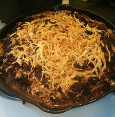 Baked Eggplant Ziti with Spinach #vegan