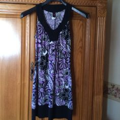 Purple cover up or dress Cute dress or cover up purples violets ect... Dresses