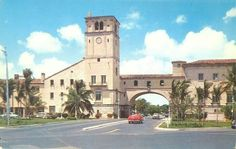 Entrance to Coral Gables