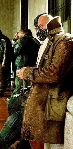 Tommy as Bane - The Dark Knight Rises / Tom Hardy Bane, Tom Hardy Hot, Bane Dark Knight, The Dark Knight Trilogy, The Dark Knight Rises, Tom Hardy Movies, Gotham News, Bane Batman, Univers Dc