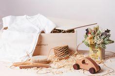 Caja regalo Bebé Rally, una caja para bebés que te encantará.