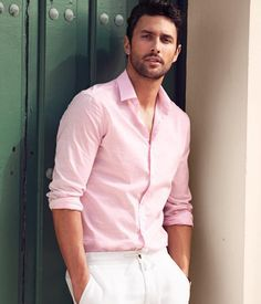 Noah Mills on Pinterest | Noah Mills, Pink Shirts and Suits