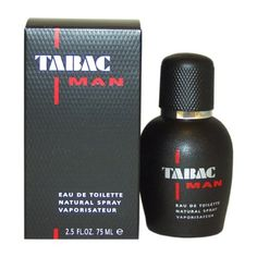 Tabac Man By Maurer & Wirtz For Men. Eau De Toilette Spray 2.5-Ounce by Maurer & Wirtz. $13.49. This item is not for sale in Catalina Island. Packaging for this product may vary from that shown in the image above. Launched by the design house of Maurer & Wirtz.When applying any fragrance please consider that there are several factors which can affect the natural smell of your skin and, in turn, the way a scent smells on you.  For instance, your mood, stress level, age, bod...