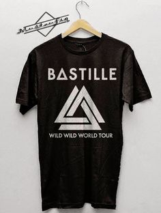bastille wild world logo