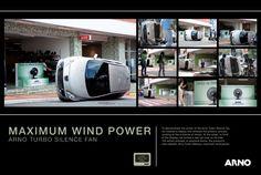 Maximum wind power