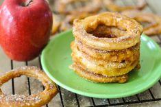 Apple Cinnamon Rings –