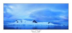 Blue in Antarctica, like no other blue on earth! Some Image, Antarctica, The Good Place, Earth, Mountains, Amazing, Places, Nature, Blue