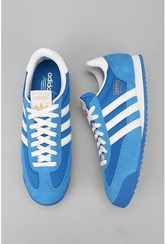 Beta - Adidas sneakers.