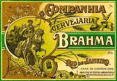 #RótuloCerveja #Brahma  Esta ilutração é parte da #CulturaDeBoteco Solicite grátis o seu e-book, envie e-mail para: falae@chefdanilobueno.com.br