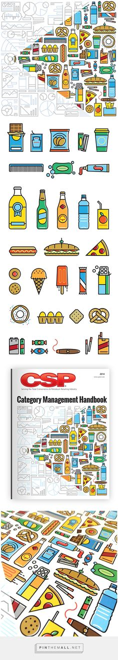 CSP Magazine on Behance
