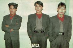 "Yellow Magic Orchestra Y.M.O. Japan tour ""Winter Live 1981"""