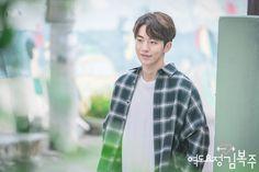 [behind the scenes] Joon Hyung (Nam Joo Hyuk) ♥ Weightlifting Fairy Kim Bok Joo (MBC 2016) ♥