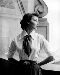 Why Ava Gardner is one of my fashion icons.
