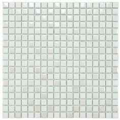 Posh Pixie White 11 3/4 x 11 3/4 Inch Porcelain Mosaic Wall Tile (10 Pcs/9.6 Sq. Ft. Per Case, ...,http://www.amazon.com/dp/B006MGDJHW/ref=cm_sw_r_pi_dp_SV4rtb1N6XR3F86D