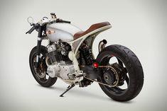 Honda CB 750 Cafe Racer by Classified Moto 5