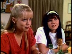 2.05 Play It Again, David Oh Beautiful, Beautiful Friend, 90210 Season 2, 90210 Fashion, Jason Priestley, Jennie Garth, Shannen Doherty, Luke Perry, Beverly Hills 90210