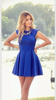 Royal Blue Homecoming Dress,Short Prom Dresses,Satin Homecoming Gowns,Fitted Party Dress,Prom Dresses,Cocktail Dress