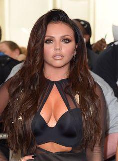Pin for Later: Les Little Mix Étaient la Définition Même du Mot Glamour Lors des Women of the Year Awards Jesy Nelson
