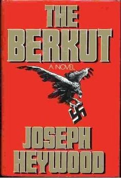 The Berkut. Hitler escapes war-torn Berlin only to be pursued by Stalin's finest. Great read.