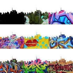 Silhouette S, Silhouette Projects, Maker Video, February Challenge, Toronto Photography, Get Back, Urban Art, Graffiti, Street Art