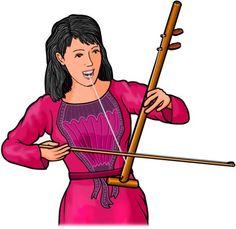 ク・ニー / ク・ニーはベトナムの弓奏楽器。