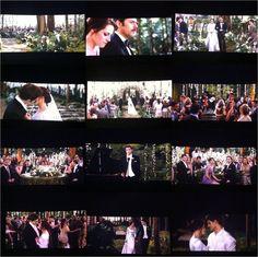 twilight: breaking dawn wedding