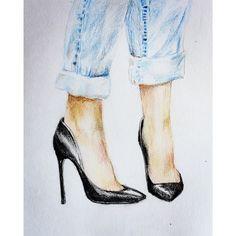 Heels, Simonette Norum
