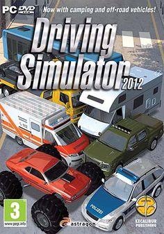 Driving Simulator 2012 indir (Full/PC)