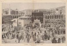 Osmanlı dönemi hac(kabe ve arafat) 1908