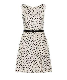 6157f90679e Cue Spot Print Dress Fashion Forward