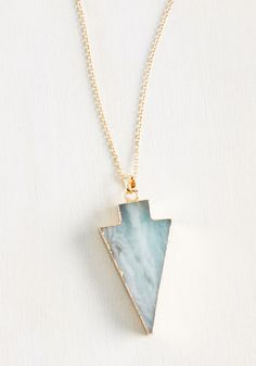 Ana Accessories Arrowhead Necklace