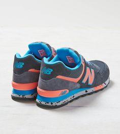 cheap for discount 08a5e 25962 Dark Grey New Balance Outdoor 574 Sneaker. Linn grejder · skor · Nike Air  Footscape ...